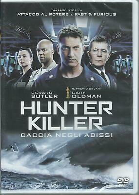 Hunter Killer. Jagd in Abgrund (2018) DVD Von 27/02/2019