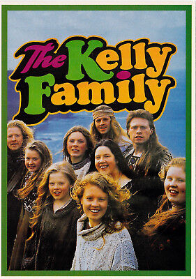 Postkarte, The Kelly Family