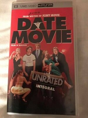 Date Movie (PSP UMD, 2006, Unrated)