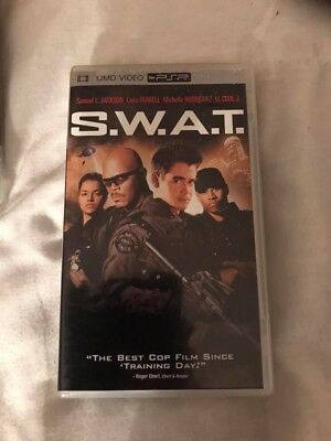 Sony PSP : S.W.A.T. [UMD for PSP] VideoGames