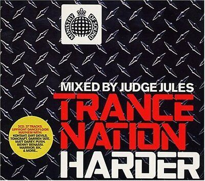Ministry of Sound - Trance Nation Harder (2 X CD)