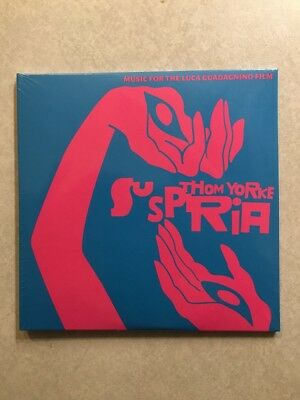 "Thom Yorke ""SUSPIRIA - Music For the Luca Guadagnino Film"" 2-CD Set (Mint)"