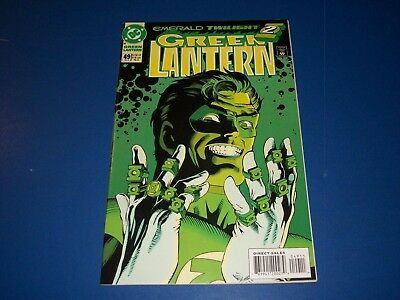 Green Lantern #49 1st Kyle Rayner Story Key NM Gem Wow