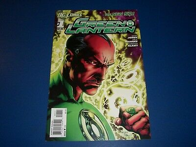 Green Lantern New 52 #1 VF+ 1st Print