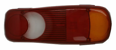 For Nissan NV400 2012-/> Chassis Cab Rear Light Lens Pair Left /& Right