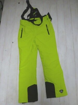 Herren Skihose Killtec Snowboard Enosh lime 8000 mm Gr. M,3XL
