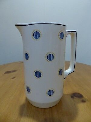 Very Large Vintage/Antique 9 pint water Pitcher