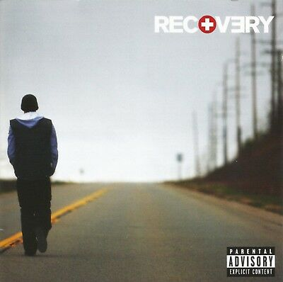 Eminem-Recovery CD