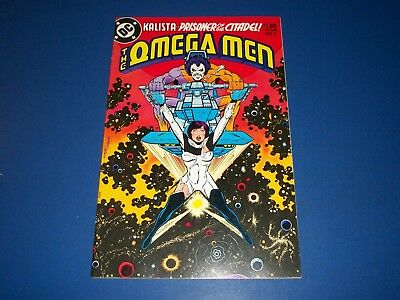 Omega Men #3 NM- Gem 1st Lobo Key Wow