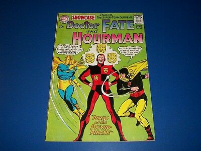 Showcase Presents #56 Hourman Dr. Fate VG+/VGF