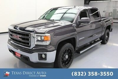 2014 GMC Sierra 1500 SLE Texas Direct Auto 2014 SLE Used 5.3L V8 16V Automatic 4WD Pickup Truck OnStar