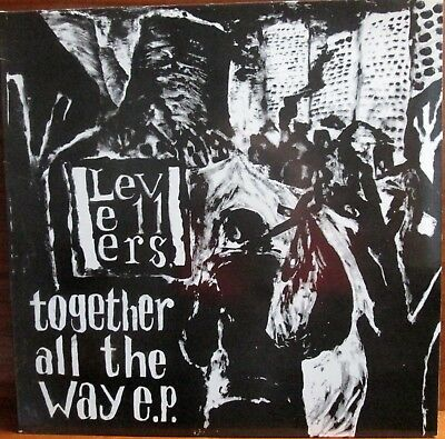 Maxi-Single - The Levellers = Together All The Way - 1990  - France  (Folk Rock)