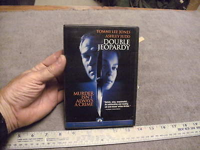 Double Jeopardy DVD, used working cond