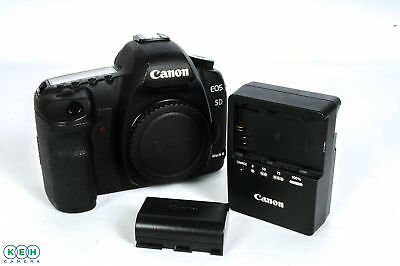 Canon EOS 5D Mark II Digital SLR Camera Body {21.1 M/P}