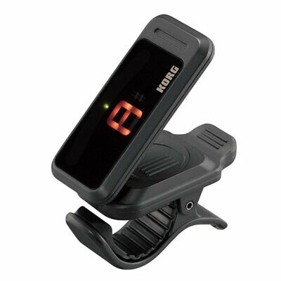 Korg Pitchclip 2 Clip On Guitar/Bass Chromatic Auto Tuner