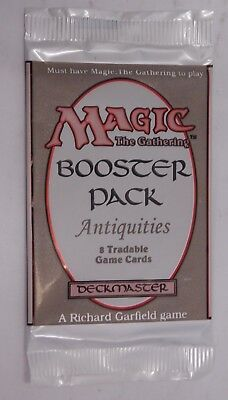 ANTIQUITIES BOOSTER PACK - Wizards of the Coast Magic The Gathering MtG - NEW