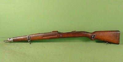 Czech Mauser VZ-24 Complete Surplus Wood Stock Set With Hand Guard And Metal