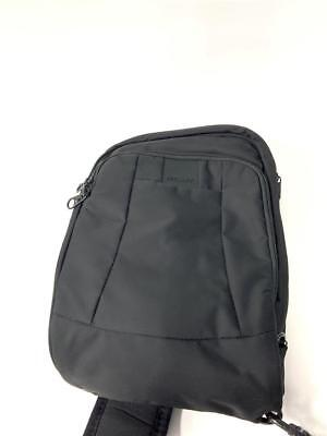 08b294c1cb8c PACSAFE METROSAFE LS150 Anti theft sling backpack Black 30415100 ...