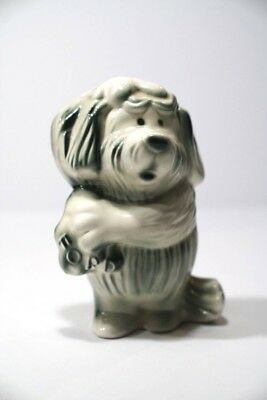 Vintage FORD MOTOR Company PROMO SHAGGY DOGS BANK  Made IN USA