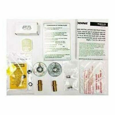 Modine Gas Conversion Kit - LP to NG - Two Stage