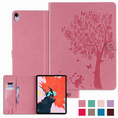 """For Apple iPad Pro 12.9 3rd Gen 11"""" 2018 Magnetic Smart Wallet Stand Case Cover"""