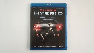 Super Hybrid (Blu-ray Disc, 2011) with Case