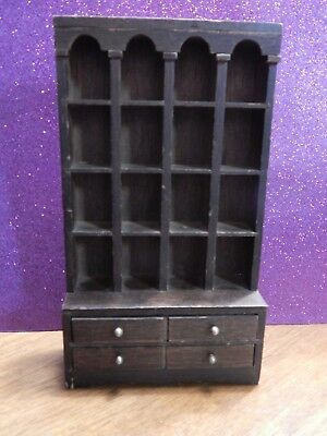 """Enesco Thimble Collectors Display with Drawers 8"""" x 4.5""""  C-10"""