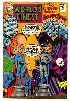 World's Finest #175 (1968) VG/F New DC Silver Age Collection