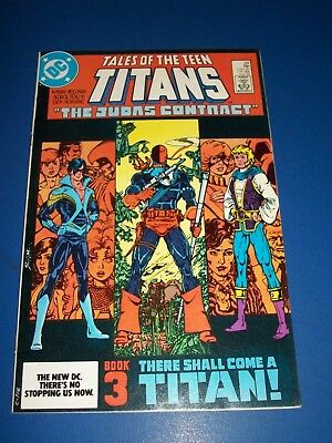 New Teen Titans #44 1st Nightwing VF+ Beauty Wow