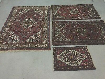 antico-swiss4 Beautiful Antique indoHAMEDAN rugs 3`4x5`and2`3x4`and2`3x4`and ft