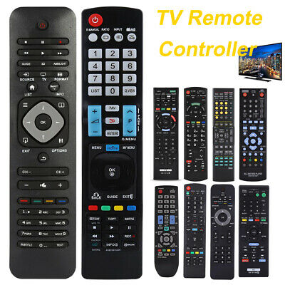 Replacement Smart LED LCD TV Remote Control Controller For Samsung Sony Philips