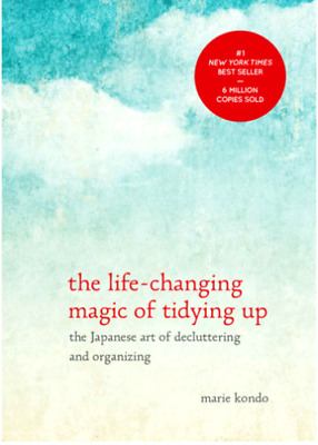 The Life-Changing Magic of Tidying Up: The Japanese Art of Decluttering (PDF.ebo