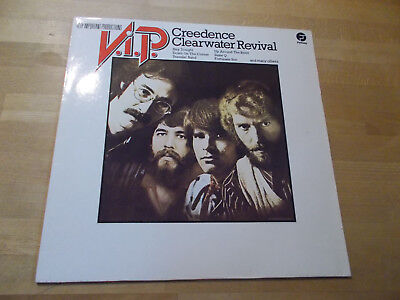 Creedence Clearwater Revival V.I.P. Fantasy Club Edition LP