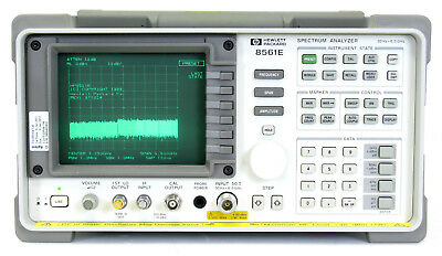 HP Agilent Keysight 8561E Spectrum Analyzer Analizzatore di spettro 6.5 GHz