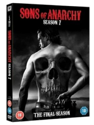 Sons of Anarchy Season 7 Series Seven Seventh (Charlie Hunnam) New Region 4 DVD