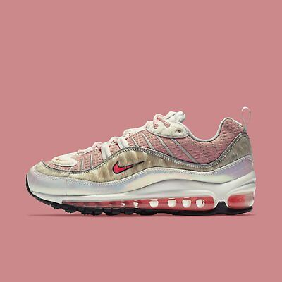 Details about Nike Wmns Air Max 98 CNY Chinese New Year Bleached Coral Women Shoes BV6653 616
