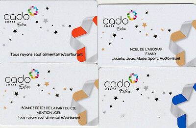 Carte Cadeau  Gift Card -   Cado  Ce  ( France )