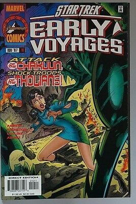 Marvel Comics Star Trek Early Voyages # 10 Cover A (1997 Series) ,1st Print , NM