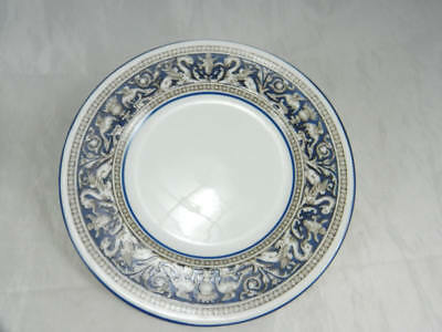 """Great Gently Used WEDGWOOD Florentine Cobalt Blue 6"""" Bread & Butter Plate"""