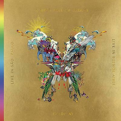 COLDPLAY- Live in Buenos Aires (deluxe edition) (2018) 2 CD + 2 DVD