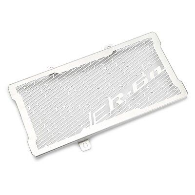 Motorcycle Radiator Grille Guard Cover Protector Grill for 12-16 Kawasaki ER-6N