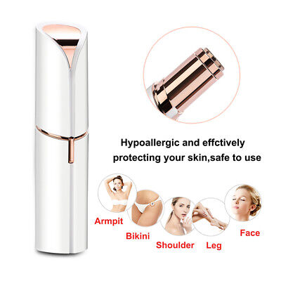 Flawless Skin Painless Hair Remover Facial Finishing Touch Epilator Lady Epilato