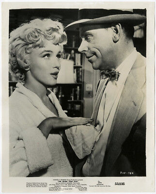 Marilyn Monroe & Tom Ewell in The Seven Year Itch 1955 Vintage Still Photograph
