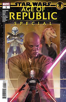 Star Wars Age of Republic AOR Special #1 Main & Variant | NM 2019 Marvel