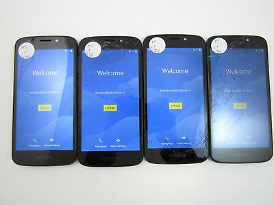 Lotof4 Cracked/GoogleLocked MotorolaMotoE5Play XT1921-3 MetroPCS CheckIMEI 3-766