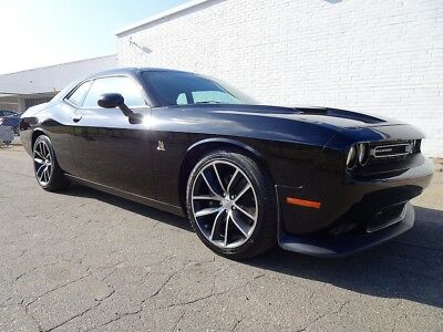 2016 Challenger R/T Scat Pack 2016 Dodge Challenger R/T Scat Pack 2D Coupe SRT HEMI 6.4L V8 8-Speed Automatic