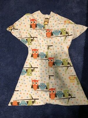 Fleece Zipadee zip Small 3 To 6 Months, Swaddle Transition, Sleep Sack