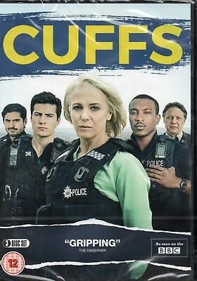 CUFFS - The Complete Series 1 - DVD *NEW & SEALED* *3-Disc Set*