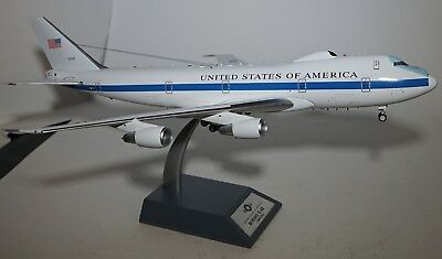 INFLIGHT 200 IFE4B0618 BOEING E-4B United States Air Force 75-0125 in 1:200