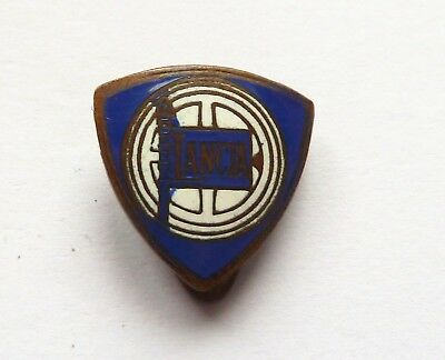 Distintivo Lancia Auto Camion Anni 50 Italian Car Pin Badge